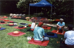 The beginning of Change Your Mind Day, 6-8-96.