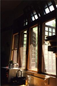 ZMM kitchen windows. 6-14-96