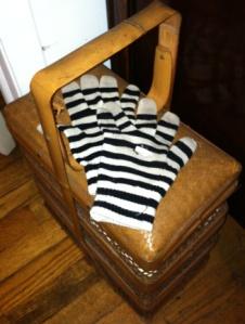 StripedGloves