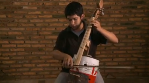 Bebi playing his cello (it's gorgeous: listen to the video!)