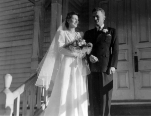 Roby and Jessie Bach: 2/12/44