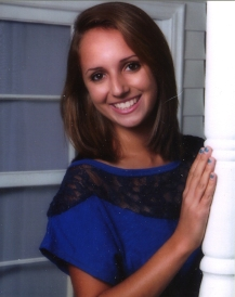 Zoë Spector, Mar's niece (2011: HS graduation). Looking just like Mar at that age!
