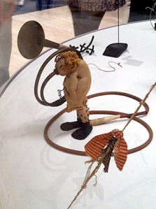 Calder's Circus (horn player)