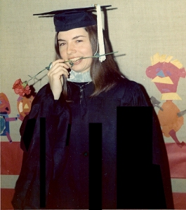 1973: Masters in Education (Evanston, IL)