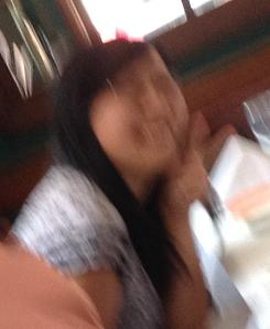 (Blurry: sorry!) Karen Wu