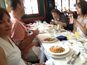 Val Batista, Ken Monahan,  (Karen Wu: hidden), Joanne Gerber and Deia.