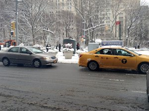 From Eataly: 5th Ave. and Madison Square Park